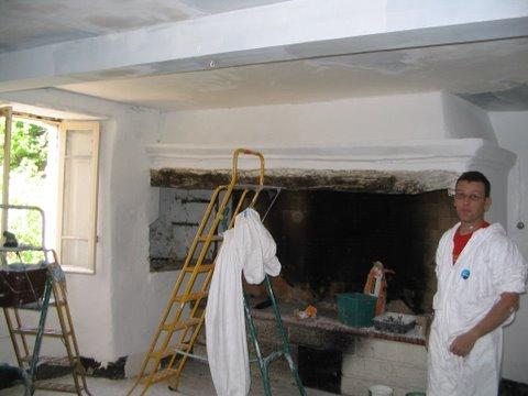travaux rénovations porotechnic