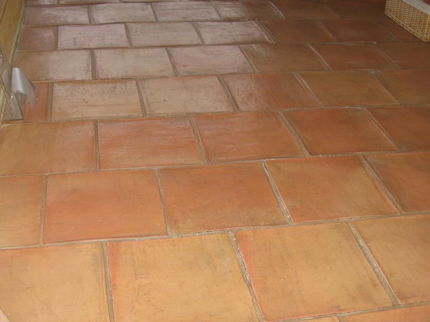 Carrelages n mes terres cuites et marbres porotechnic for Carrelage exterieur 40x40